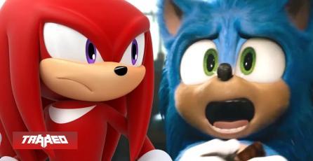Rumor: Knuckles llegaría en la secuela de Sonic live action