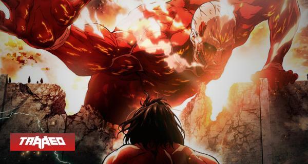 Filtraciones de Attack on Titan serán perseguidas por la policía