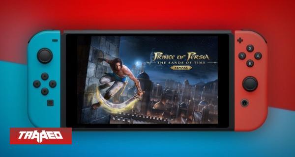 Prince of Persia Remake saldría en Nintendo Switch según Ubisoft
