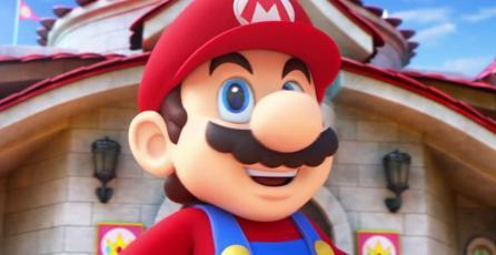 Liberan mapa oficial de Super Nintendo World y es todo lo que soñamos