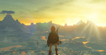 Recrean el mapa de <em>Zelda: Breath of the Wild</em> en <em>Minecraft</em> y el resultado es impresionante