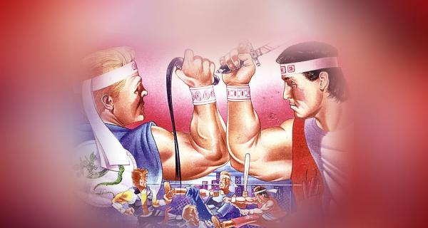 #ViernesRetro: <em>Double Dragon</em> en el NES