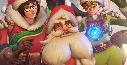 Entra a Overwatch y recibe un regalo de Navidad muy especial