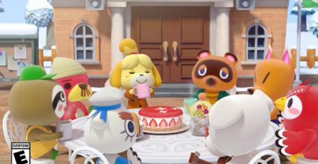 "Animal Crossing: New Horizons - Tráiler ""Memorias del 2020"""