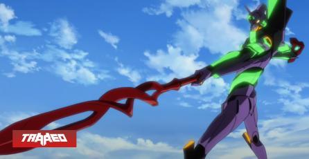 Liberan trailer final de la nueva película de Evangelion 3.0+1.0