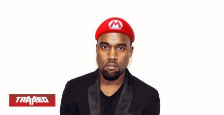 Kayne West quiso sacar su propio videojuego con Nintendo