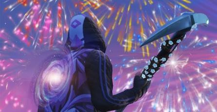 <em>Fortnite</em> prepara una celebración especial para recibir el Año Nuevo
