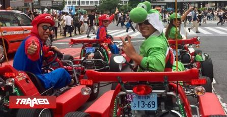 Nintendo gana demanda por 50 mil dólares contra empresa de Karting de Mario Kart