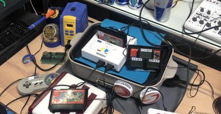 Jugadores de<em> Dragon Quest</em> calientan su consola con planchas para romper récords