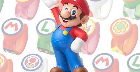 Nintendo detalla la función de las pulseras de Super Nintendo World como amiibo
