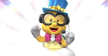 <em>Mario Kart Tour</em> celebra el fin de año con un nuevo personaje