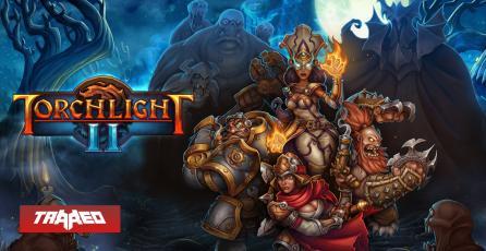 Torchlight 2 es el penúltimo JUEGO GRATIS de Epic