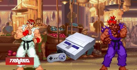 Después de 25 años descubren secreto para jugar con Shin Akuma en Street Fighter II de SNES