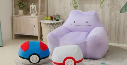 Pokémon Company lanzará reposapiés de Pokébola que vas a querer tener