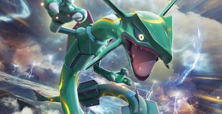 The Pokémon Company celebró el Año Nuevo con una sorpresa desde el espacio