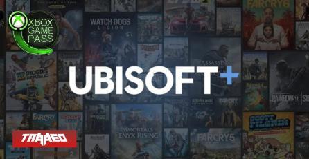RUMOR: Ubisoft+ se integraría a Xbox Game Pass