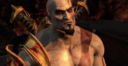 David Jaffe, creador de <em>God of War</em>, se emocionó al jugar el título de PS4