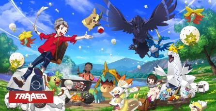 Pokémon Escudo y Espada son una gran alternativa para el verano al tener su expansion pass incluido
