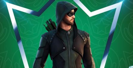 Green Arrow llegó a <em>Fortnite: Battle Royale</em> y así puedes conseguirlo