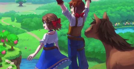 Esta reciente entrega de <em>Harvest Moon</em> está en camino a Xbox One