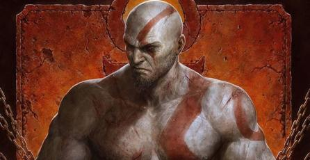 <em>God of War: Fallen God</em>, el nuevo cómic de la franquicia, ya tiene fecha
