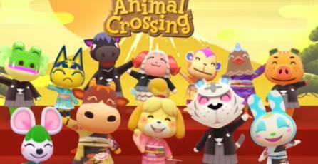 Animal Crossing: New Horizons - Propósitos de Año Nuevo