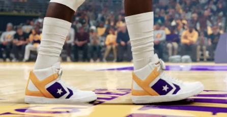 "NBA 2K21 - Tráiler ""IDOLS Series I"""
