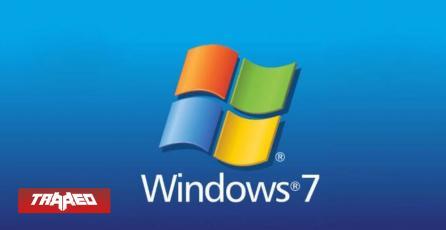 Windows 7 lleva 1 año descontinuado y aún 100 millones de PC siguen con él