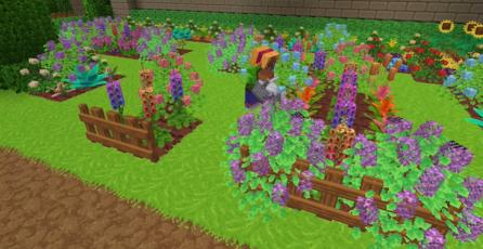 "Minecraft Community Celebration - Tráiler de Mapa ""Bloom"""