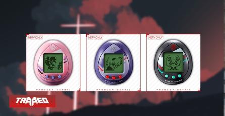 Bandai lanzará Tamagotchi con pilotos de Neon Genesis Evangelion