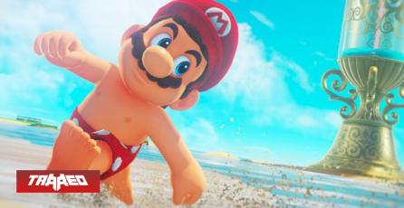 RUMOR: Nintendo anunciaría Super Mario Odyssey 2 muy pronto