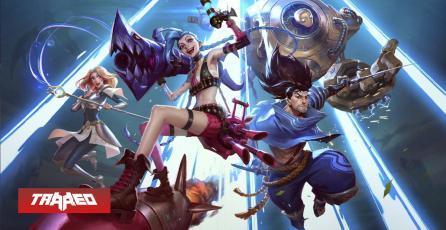 League of Legends para celulares podría tener campeones exclusivos que no llegarán a PC