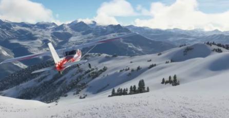 """Microsoft Flight Simulator - Tráiler de Actualización """"Let It Snow"""""""