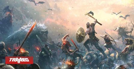 God of War Ragnarok podría llegar a PS4 según ex desarrollador de SIE Santa Monica