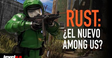 El primer juego viral de 2021: ¿<em>RUST </em>será el nuevo <em>Among Us</em>?