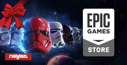Star Wars Battlefront II estará gratis el 14 de enero en Epic Games