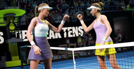 "Tennis World Tour 2 - Tráiler ""Tie Break Tens"""