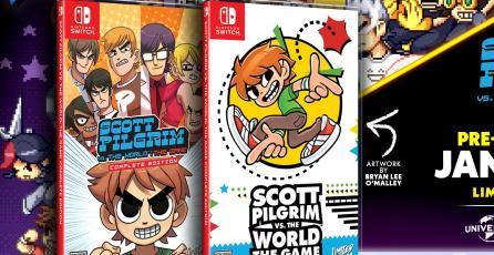 <em>Scott Pilgrim vs. The World</em> tendrá versión física y hasta una increíble edición especial