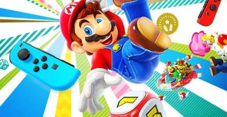 Un nuevo <em>Mario Party</em> podría estar en desarrollo para Switch