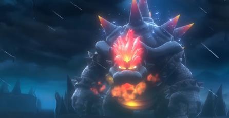 "Super Mario 3D World + Bowser's Fury - Tráiler ""A Bigger Badder Bowser"""