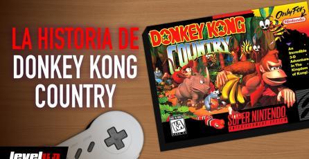 La historia de <em>Donkey Kong Country</em>