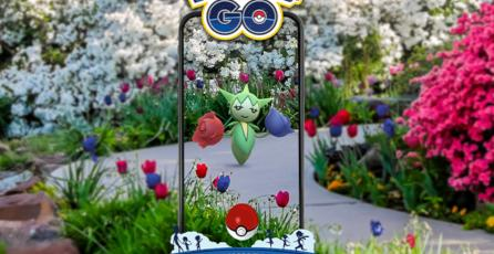 <em>Pokémon GO</em>: Roselia será la criatura protagonista del Día de la Comunidad de febrero