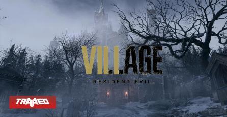 Resident Evil 8 Village mostrará su primer gameplay el 21 de enero
