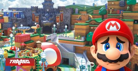 Super Nintendo World pospone nuevamente su apertura en Japón por COVID
