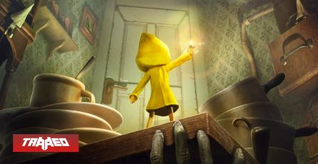 Obtén GRATIS Little Nightmares para Steam