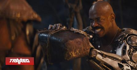 Las primeras imágenes oficiales del reboot cinematográfico de Mortal Kombat