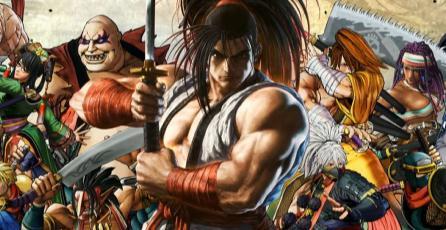 SNK pone fecha a <em>Samurai Shodown</em> para Xbox Series X y Xbox Series S