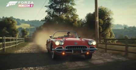 "Forza Horizon 4 - Tráiler ""2020 Chevrolet Corvette C8"" | Series 31"