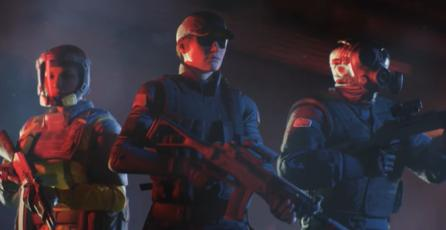 "Tom Clancy's Ghost Recon Breakpoint X Rainbow Six Siege - Tráiler de Evento ""Operation Amber"""