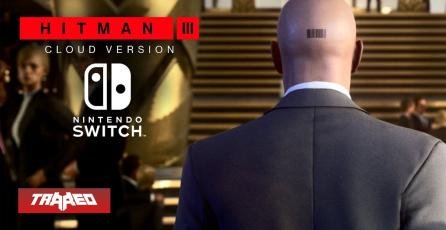 Hitman 3 estará disponible en Nintendo Switch a través de la nube este 20 de enero